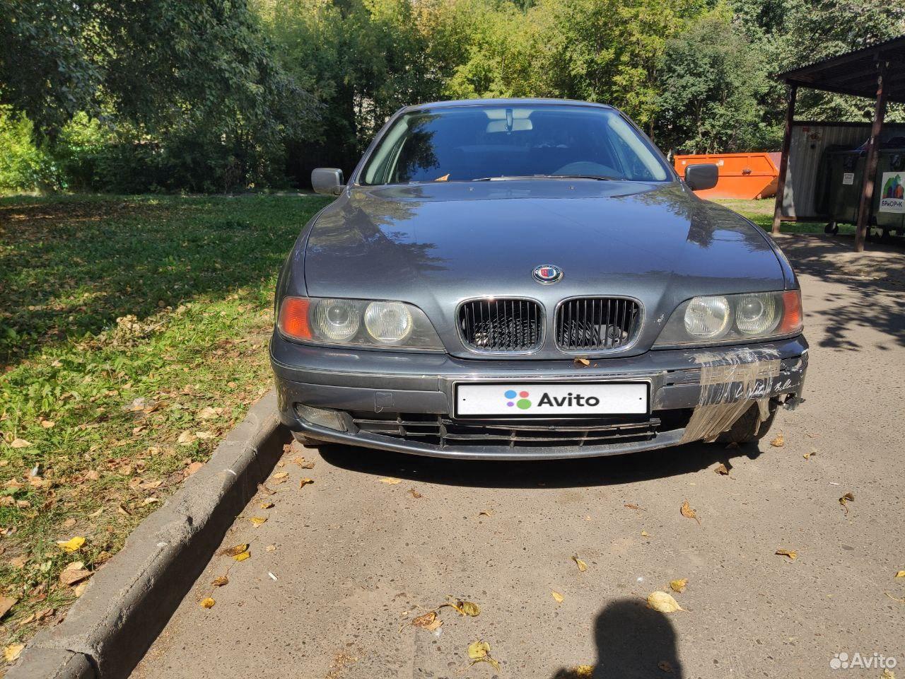 BMW 5 серия, 2000  89874210213 купить 5