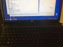 Игровой ноутбук HP g6