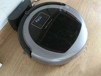 Робот пылесос, моющий