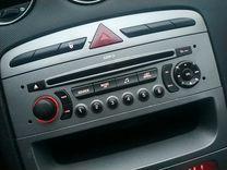 Магнитола Peugeot 308 2010 год