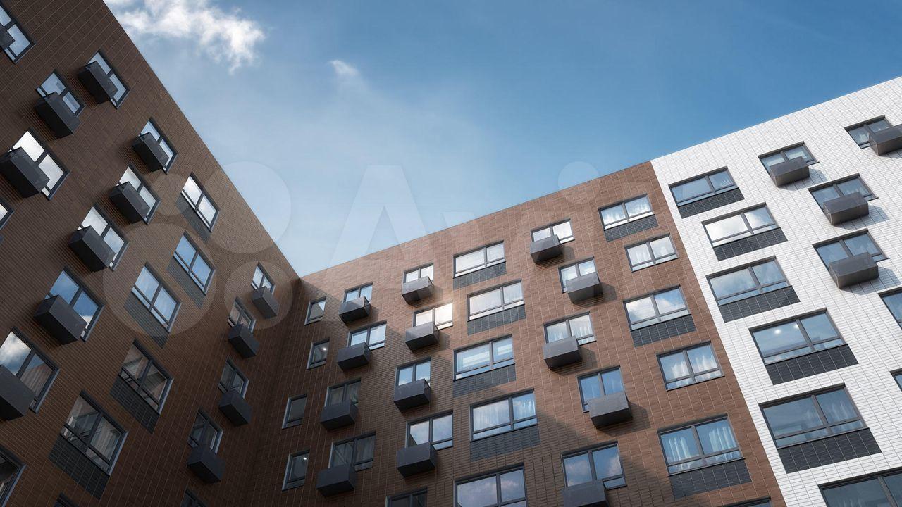 1-к квартира, 38.8 м², 2/25 эт.  89587861274 купить 4