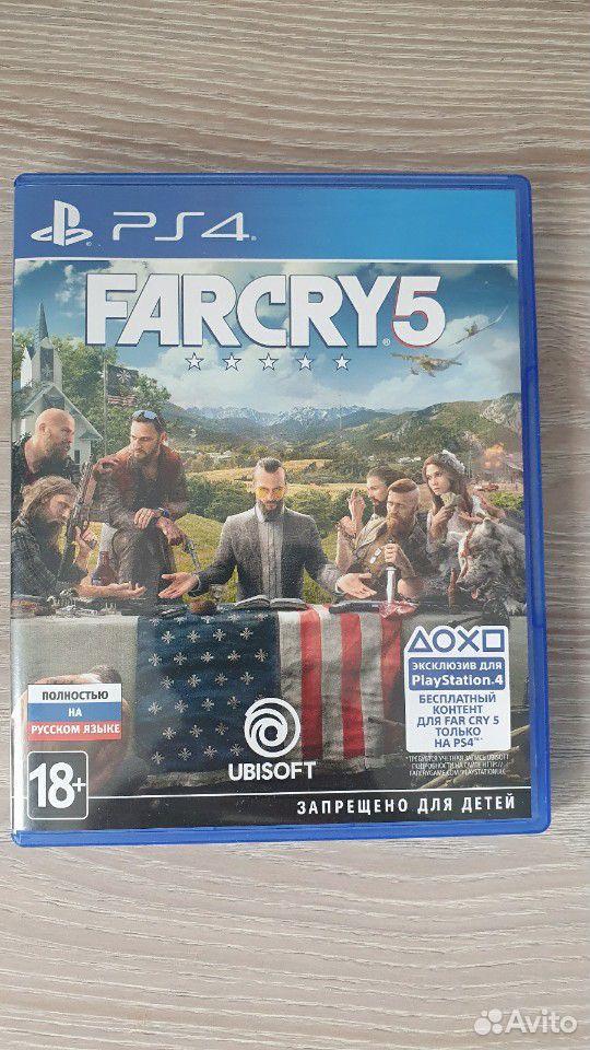 Игра для приставки Far Cry 5 Ps4  89831012937 купить 1