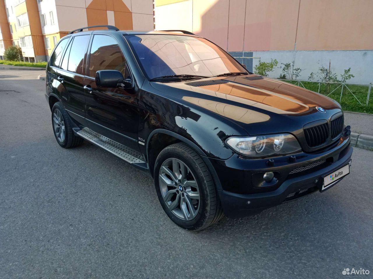 BMW X5, 2004  89095764548 купить 5