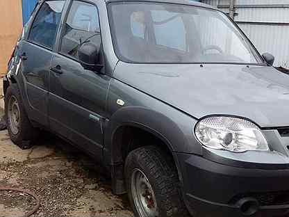 Chevrolet Niva (Нива Шевроле)