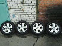 Продаю колеса от VW touareg