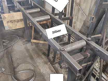 Рольганги бу купить в спб высокой производительностью и простотой конструкции отличаются конвейеры