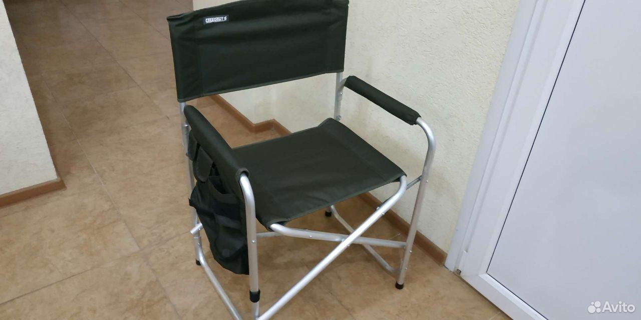 Кресло складное следопыт