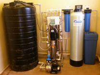 Очистка воды / промышленный осмос / осмос