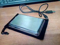 Внешний жесткий диск 500 Гб