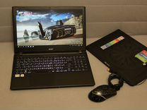 Игровой Ultrabook Acer 8GB 1TB Видео 3GB + подарки