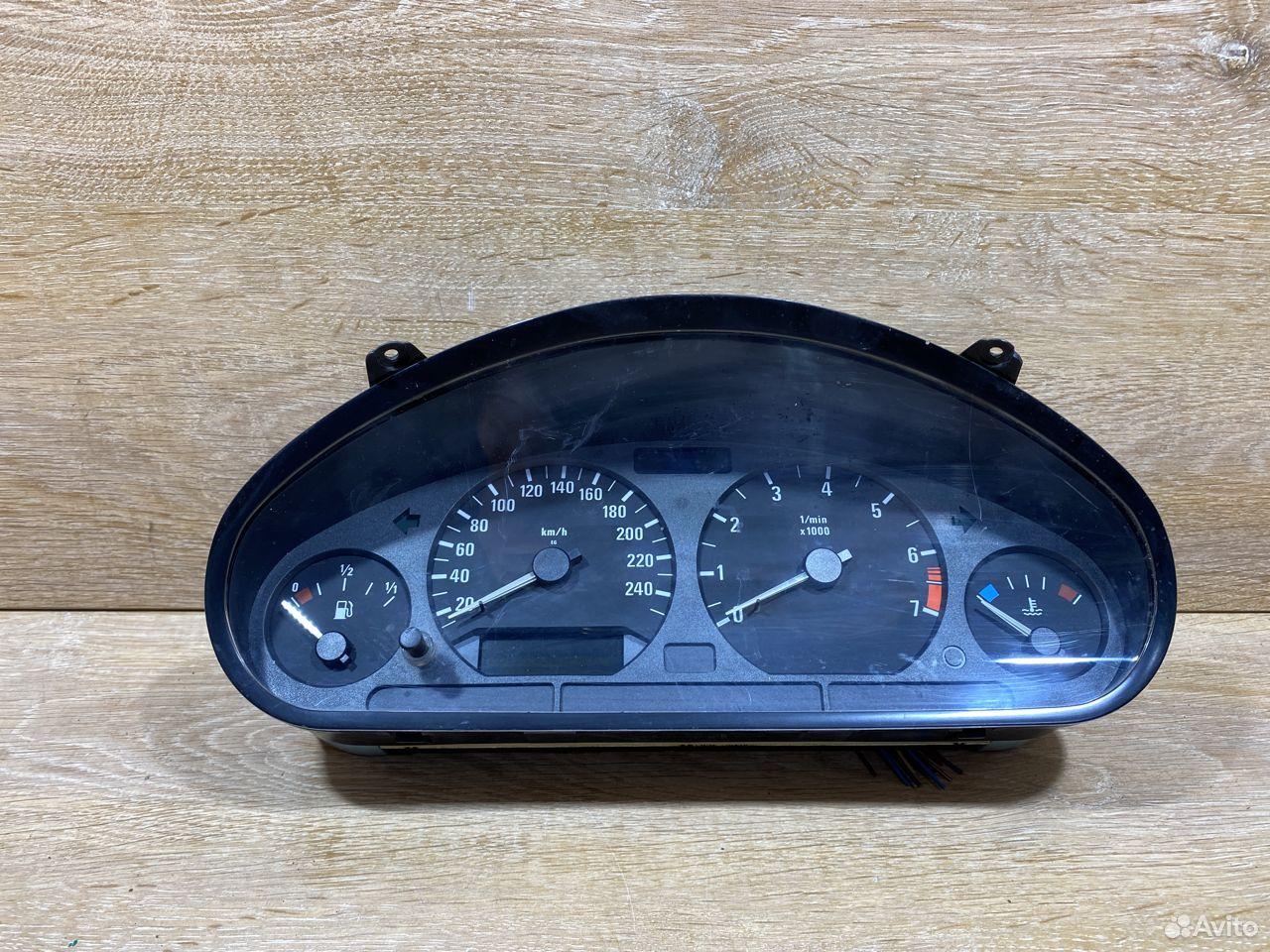 Панель приборов BMW E36 бензин 772090  89534684247 купить 1
