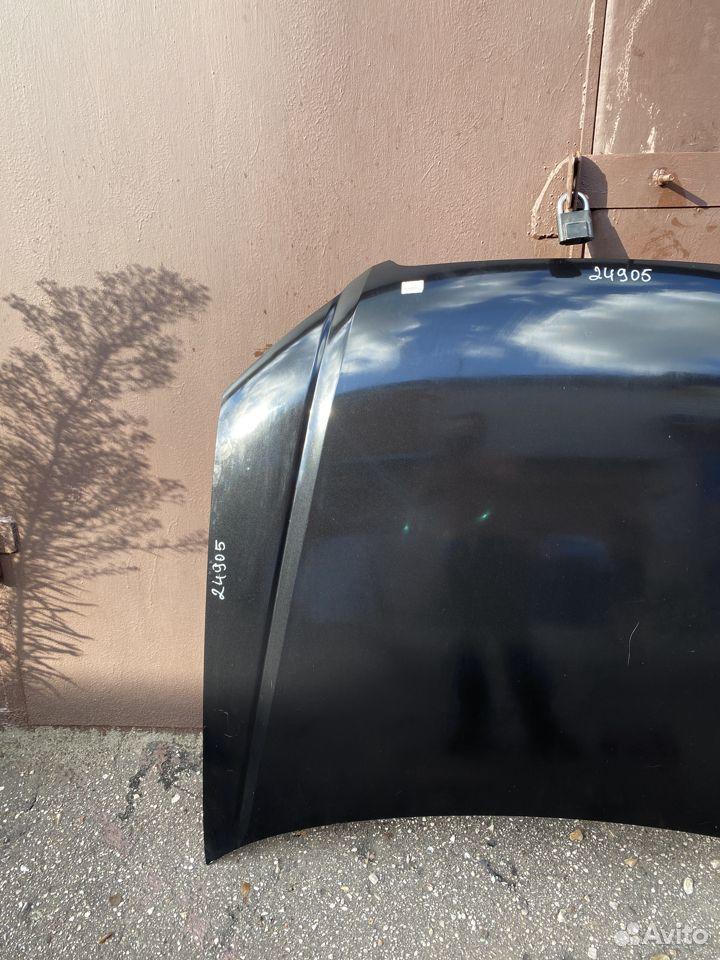 Капот черный Audi A4 B7  89534684247 купить 2