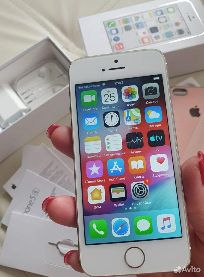 iPhone 5S  89153657737 купить 1