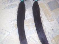 Натуральные волосы 45 см