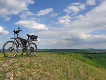 Электрический велосипед на базе Stern Force 2.0