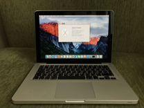MacBook Pro 13 + SSD