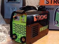 Сварочный аппарат stromo 295 и 250 ампер
