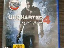 Продается игра для PS4 Uncharted