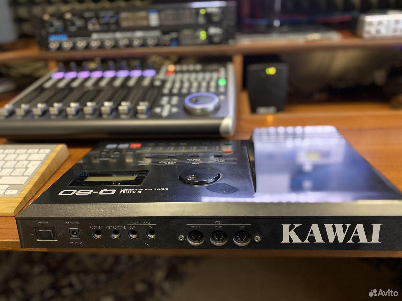 Секвенсор Kawai Q-80 (made in Japan)  89095259444 купить 3