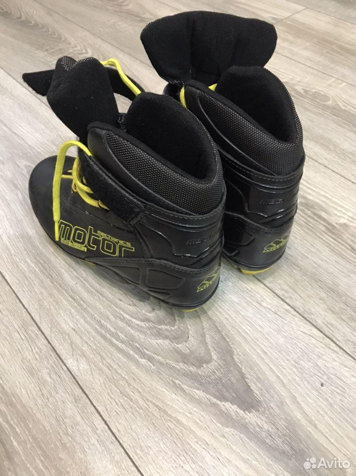 Лыжные ботинки mechanics motor 38 размер  89292779277 купить 2