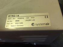 Регулятор скорости вентилятора Systemair rtrd14