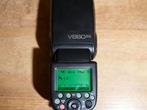 Вспышка Godox Ving V860 II S