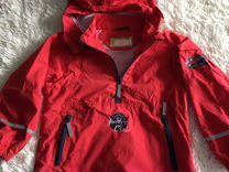 Куртка дождевик (бренд) на весну на мальчика 116 с