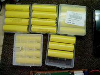 Аккумулятор 18650 LG HE4 высокотоковые