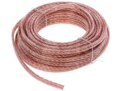 Акустический профессиональный кабель Mystery MSC-1210 (10 м) - сечение 12GA (2Х3,31 мм2), материал проводника омедненный алюминий, оплетка из гибкого