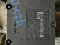 Блок abs Мерседес w203