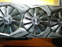 Asus GeForce GTX 1070 OC ROG strix gaming 8GB