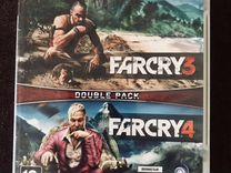 Far cry 3+4 на PS3