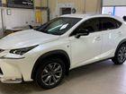 Lexus NX 2.0AT, 2017, 39000км