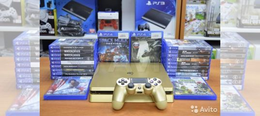 PS4 Playstation 4 Sony PS4 PRO 1TB + доставка