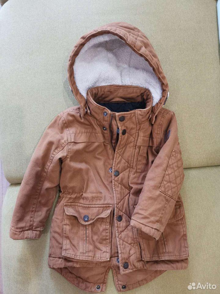 Парка, куртка для мальчика  89134585690 купить 1