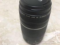 Объектив и фотоаппарат