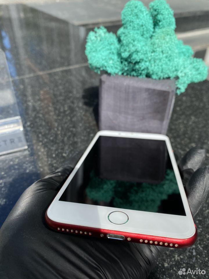 iPhone 7Plus Red 128 gb Original Рассрочка Доставк  89527999199 купить 2