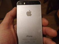 iPhone 5s space grey 16Gb ios 10 — Телефоны в Санкт-Петербурге