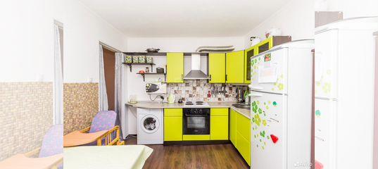 2-к квартира, 53.1 м², 4/5 эт.