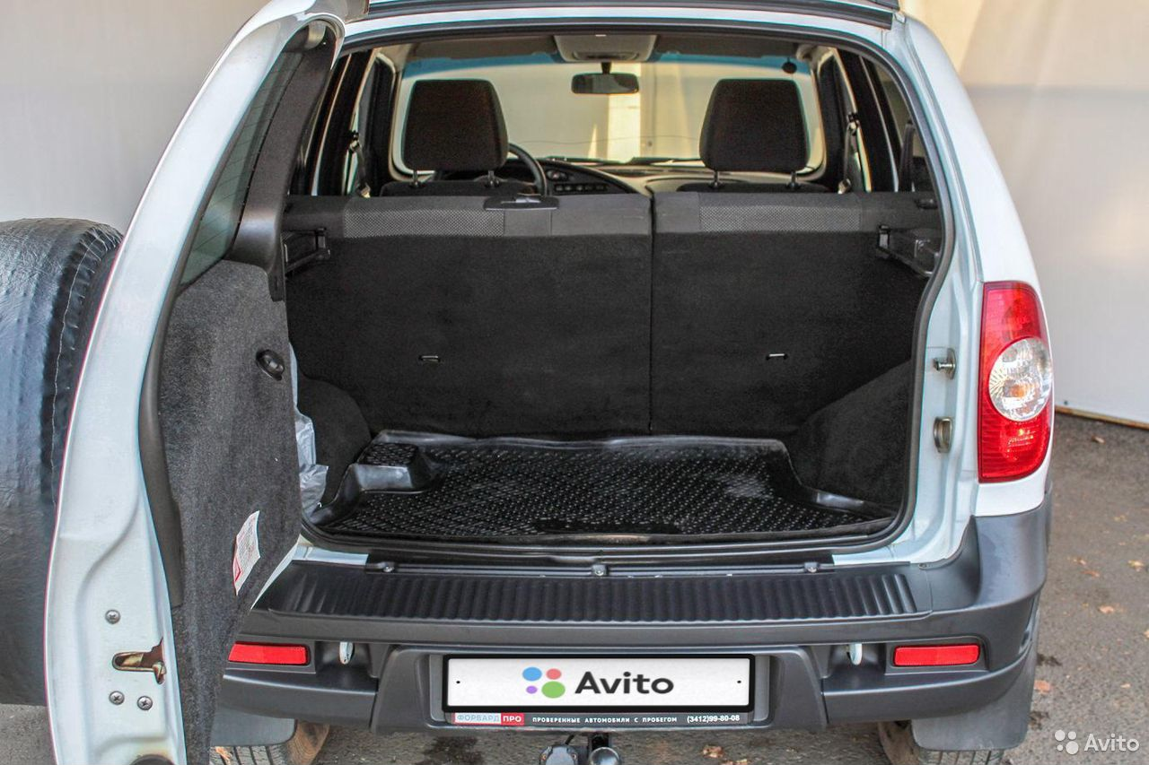 Chevrolet Niva, 2018  83412998008 купить 8