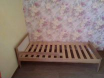 Кровать IKEA сниглар
