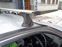 Багажник на крышу Volkswagen Golf IV (Amos) — Запчасти и аксессуары в Краснодаре