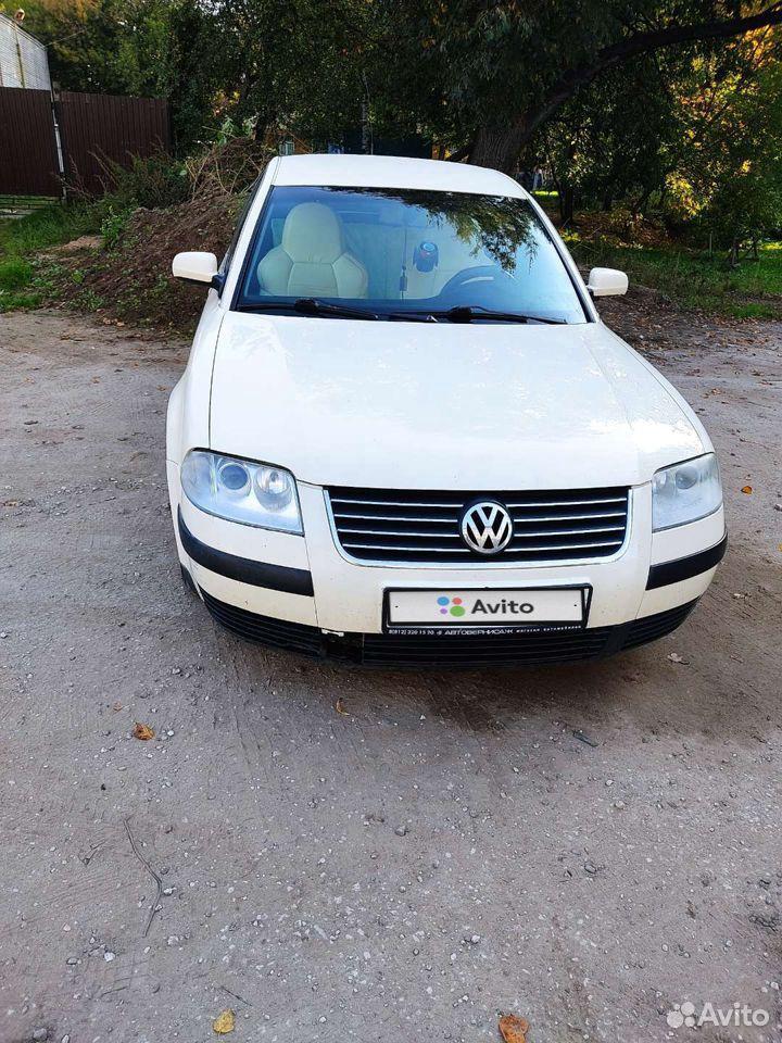 Volkswagen Passat, 2001  89062248085 купить 5