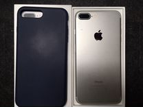 iPhone 7 Plus Silver 256 Gb