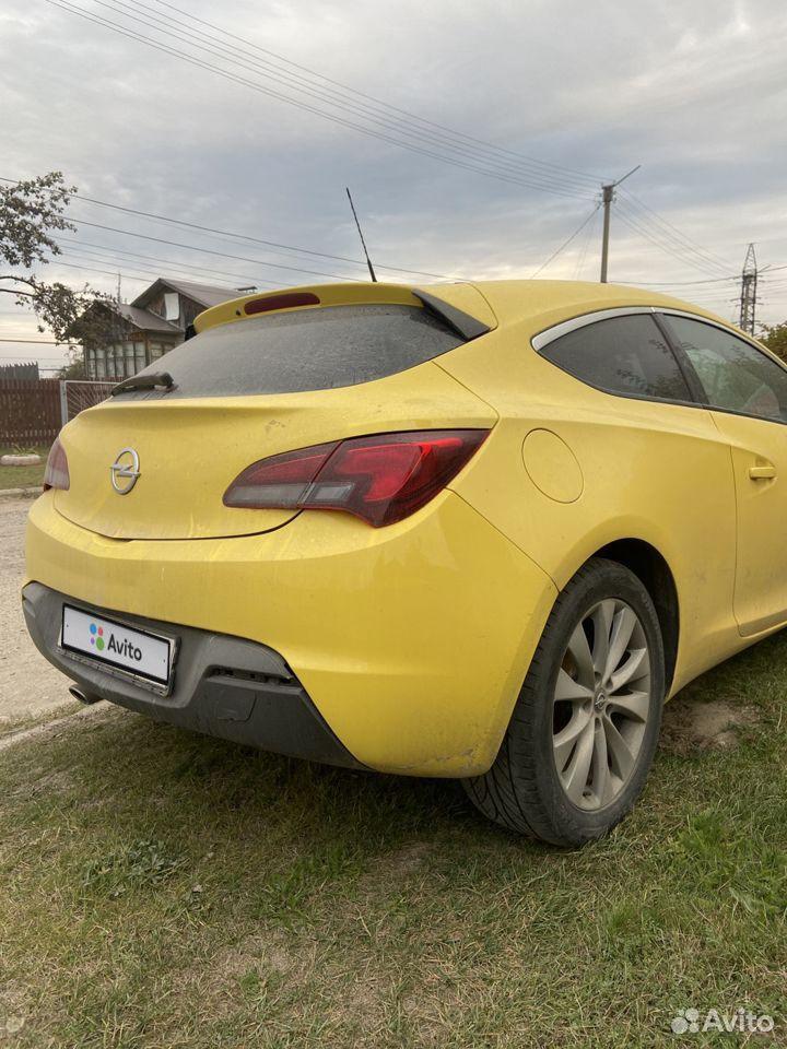 Opel Astra GTC, 2012  89093670225 купить 3