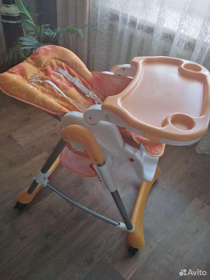 Stuhl für die Fütterung