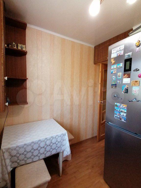 3-к квартира, 58.7 м², 4/5 эт.