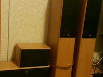 Колонки 5.1 и ресивер обмен — Аудио и видео в Перми