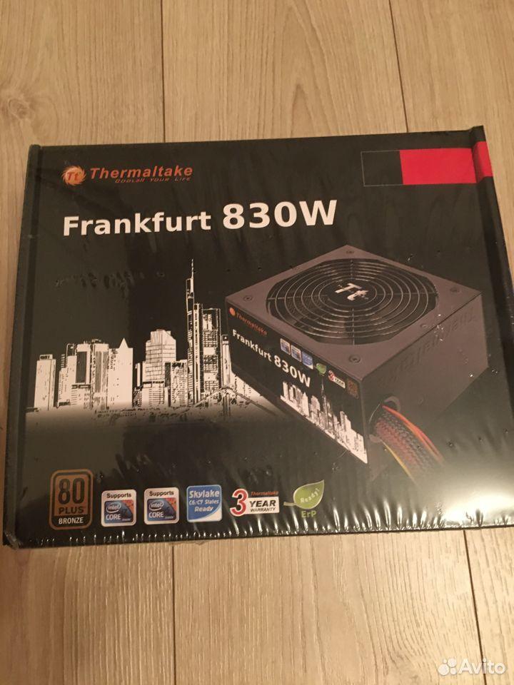 Блок питания 830W Thermaltake Frankfurt  89097791111 купить 1
