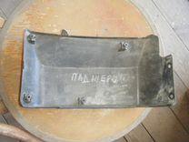 Накладка пер. бампера 6405А058 Мицубиси Паджеро 4